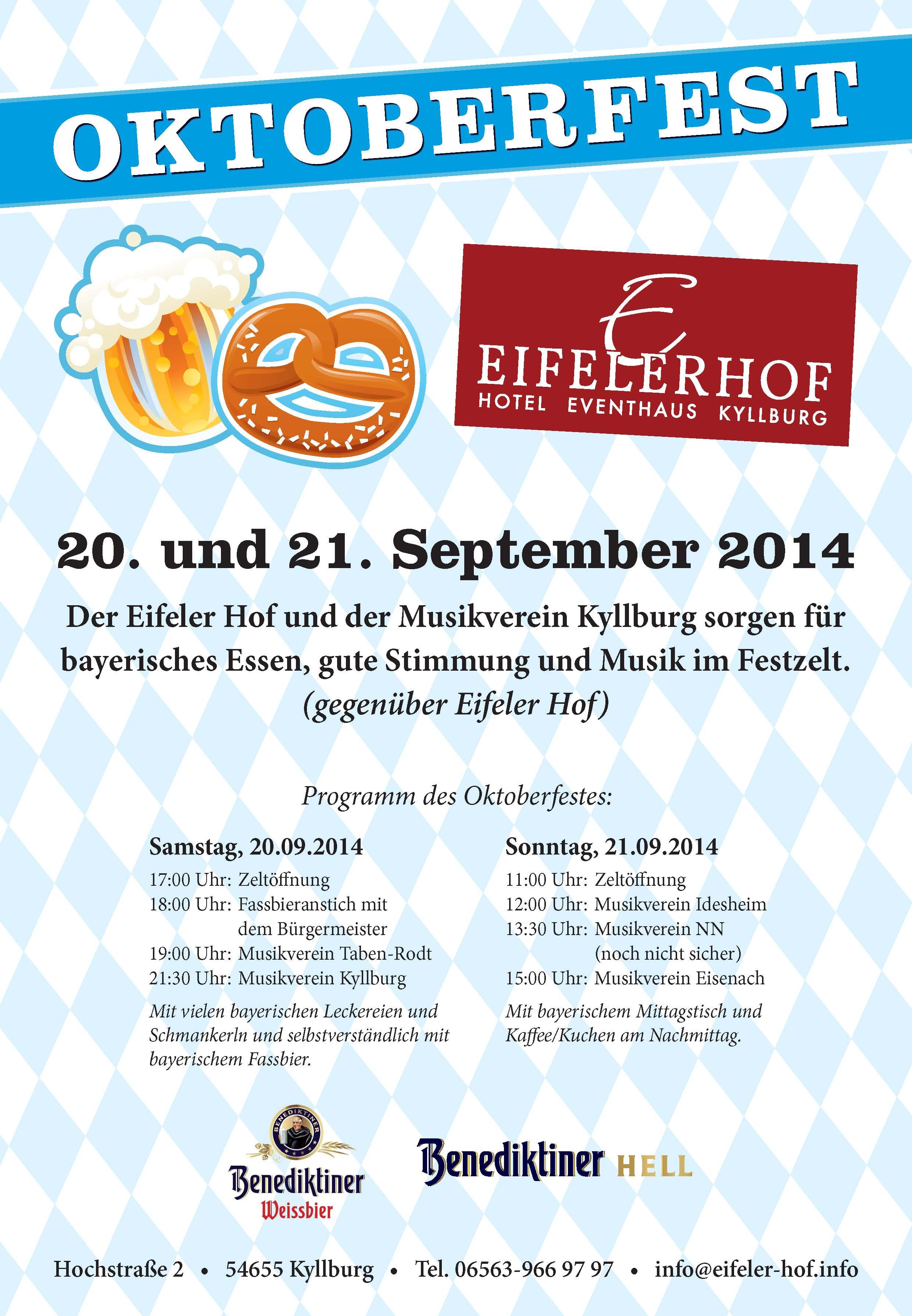 Plakat Oktoberfest 2014_III